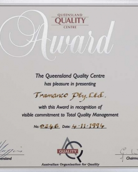 Austratian Organisation for Quality