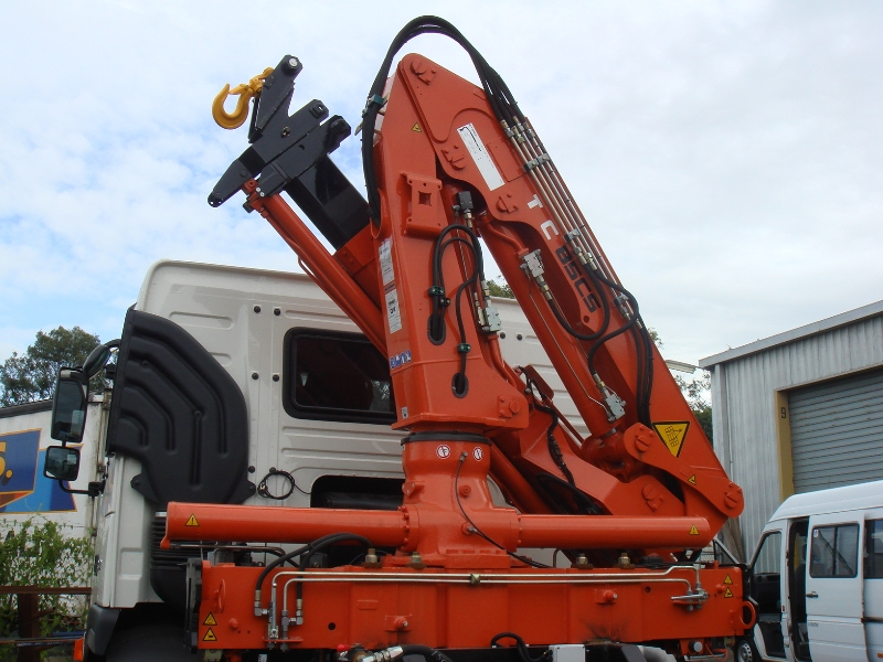 truck mounted crane scales