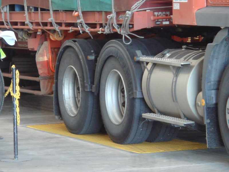 axle group weighbridge