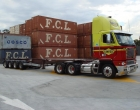 Quad axle Semi Trailer, Special HML/PBS