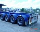 quad axle on board scales
