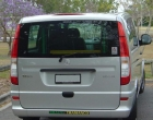 Mercedes benz vito rear view preview